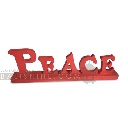 This Peace is a part of the decor-accessories collection, click to learn more about it