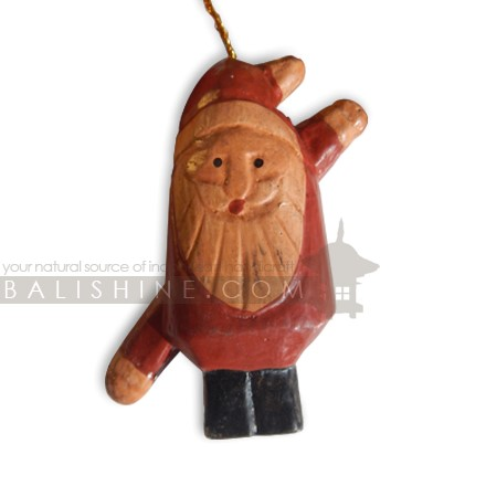 This Hanging Santa Claus fat Decoration is a part of the christmas-decoration collection, click to learn more about it