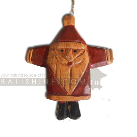 This Hanging Santa Claus flat Decoration is a part of the christmas-decoration collection, click to learn more about it