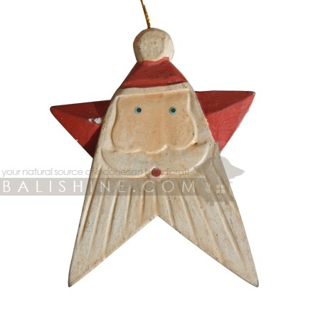 This Head Santa Claus Decoration is a part of the christmas-decoration collection, click to learn more about it